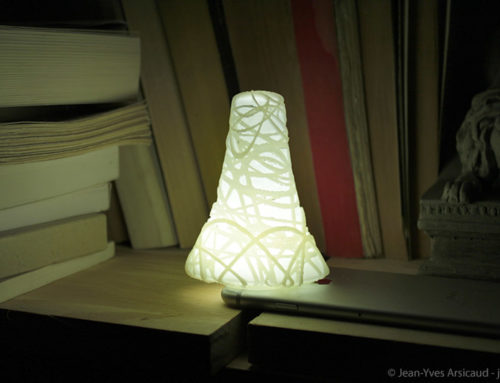 Impression 3D – lampe