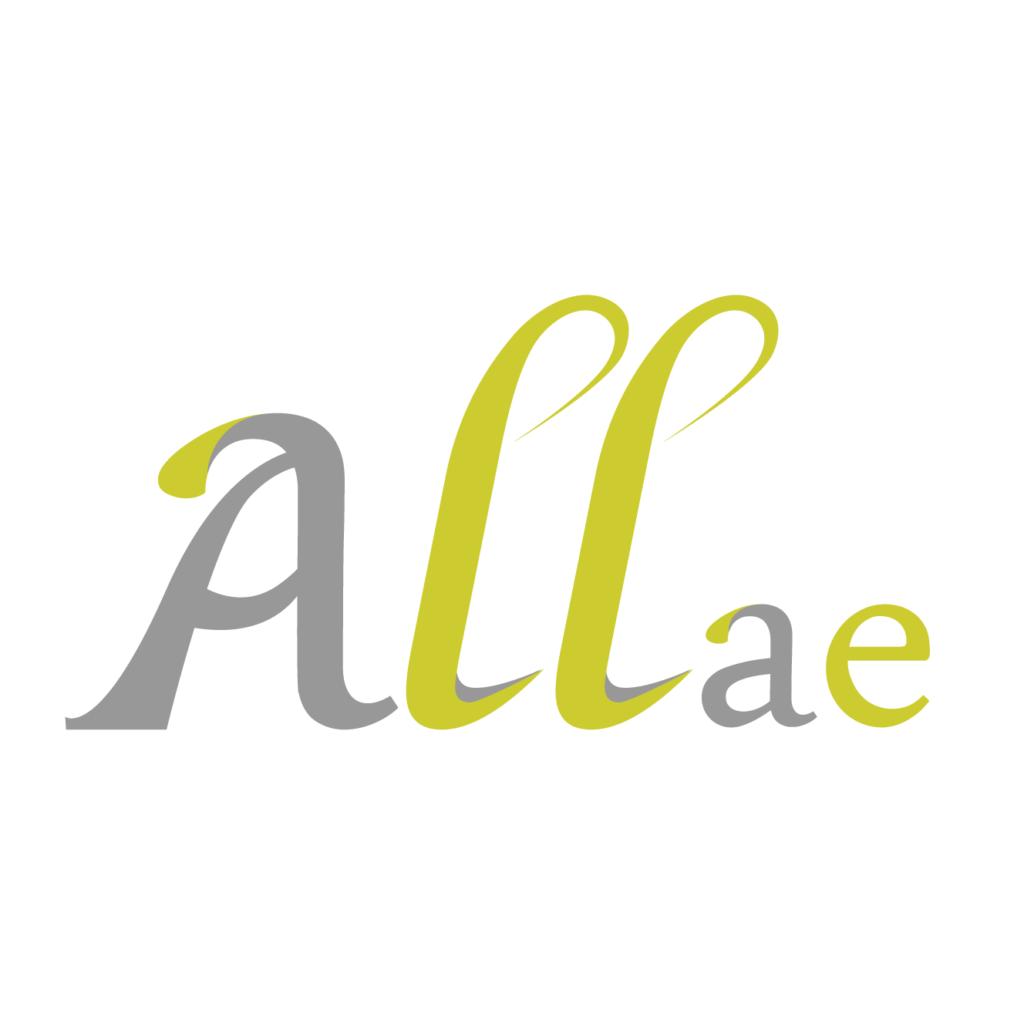 Création logo Allae